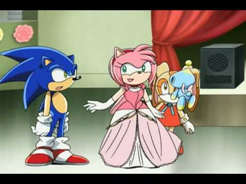Sonic and Shadow Jizz in Their Pants