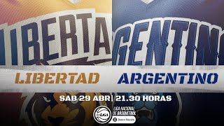 Либертад : Аргентино Хунин
