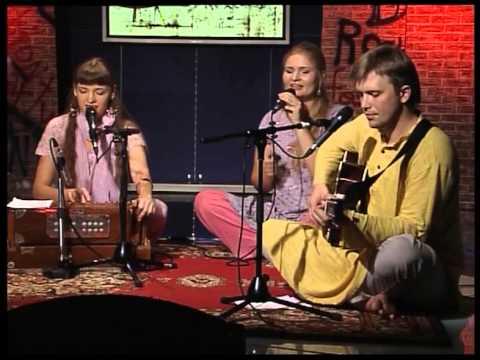 Sangam Music Group (ukraine) - Gajanana Shri Ganaraya (tv-live) video