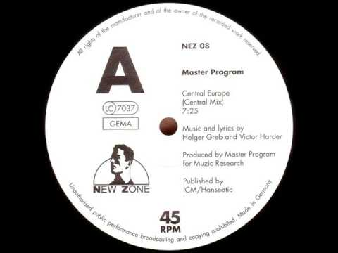 Master Program - Central Europe (Body Mix) (1989)