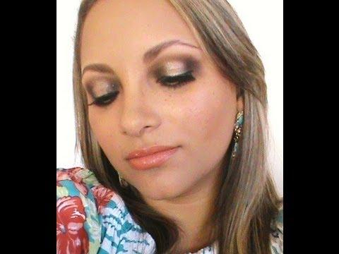 MAQUIAGEM JANELINHA - Tendência de 2013