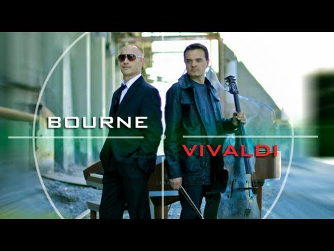 Code Name Vivaldi (Bourne Soundtrack/Vivaldi Double Cello Concerto) - ThePianoGuys