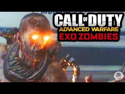 COD Advanced Warfare: EXO ZOMBIES TRAILER! - Teaser Breakdown Zombie DLC Mode (Call Of Duty AW)