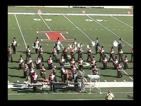 2005 Urbana High School Tiger Marching Band at Memorial Stadium - Pirates
