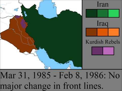The Iran-Iraq War: Every Fortnight
