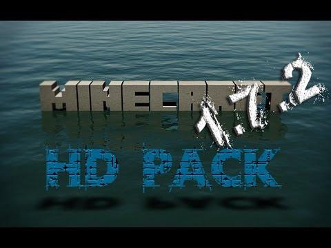 Descargar Pack de texturas para Minecraft 1.7.2   [Español]