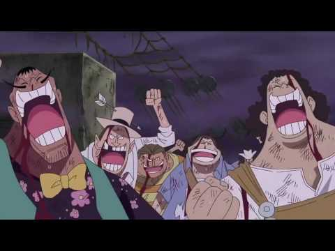 One Piece canzone di Brook 'Il liquore di Binks'
