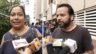 Public Review Of Manmarziyan | Anurag Kashyap | Taapsee Pannu | First Day First Show