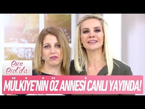 Mülkiye Melek'in öz annesi canlı yayında - Esra Erol'da 22 Aralık 2017