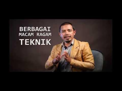Video Panduan 14 Teknik Hipnoterapi