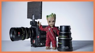 Unboxing $221,000 Leica Summilux-C Lenses - We finally did it!