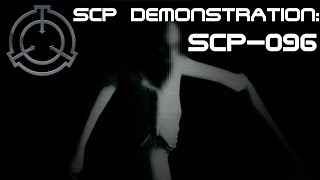 SCP Demonstration: SCP-096