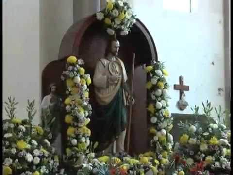 TAMPICO 28 10 2014 Celebran a San Judas Tadeo con muchas personas en iglesias