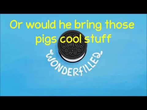 Oreo Wonderfilled Anthem (feat. Owl City) HD Lyrics + Description