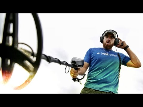 Metal Detector Battle | Dude Perfect