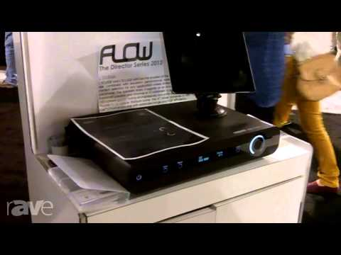 CEDIA 2013: FLOW Shows rAVe ZOET DV-1 – IP-Based Whole House Audio Amplifier