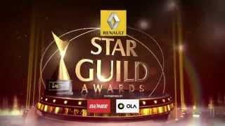 Star Guild Awards 2015 on hotstar.com - Promo