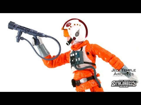 Luke Skywalker Snowspeeder Pilot (The Legacy Collection) Wave 12 The Empire Strikes Back