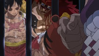 Luffy Meets Eustass Kid! New Conqueror's Haki Users Revealed! - One Piece Chapter 924 Review
