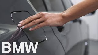 Refueling your Plug-in Hybrid Electric Vehicle – BMW How-To