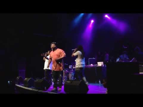 De La Soul - Live at the Forum in London (May 2013)