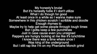 Eminem Video - Rap God Lyrics - Eminem