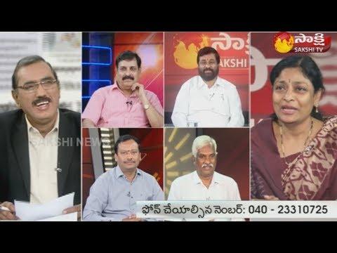 KSR Live Show | KCR Criticizes Telangan Mahakutami - 20th November 2018