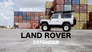 Irrational: Review of the Perfectly Modified Land Rover Defender in Miami