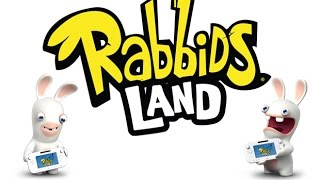 Rabbids Land Wii U Live #3