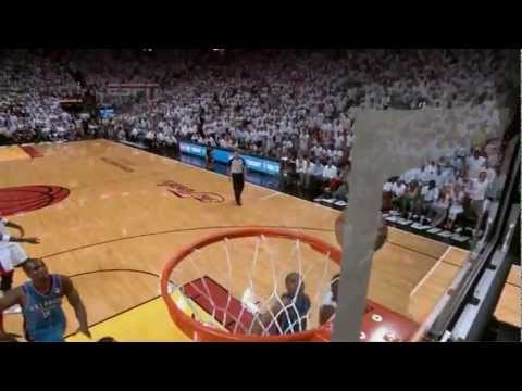 Dwyane Wade 25 points vs Oklahoma City Thunder full highlights GM4 NBA FINALS 2012.06.17 HD