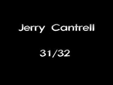 Jerry Cantrell - 32