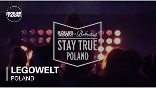 Legowelt Boiler Room & Ballantine's Stay True DJ Set Poland