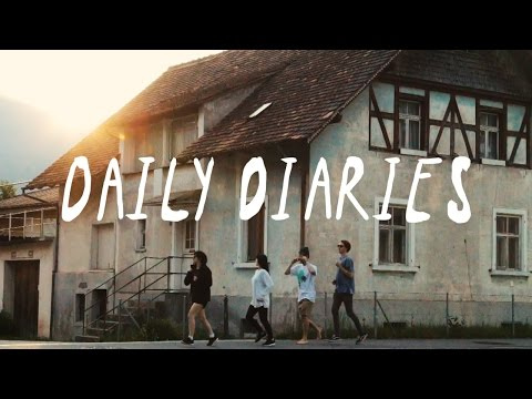 Al Bairre - Daily Diaries #17 [Scout Hall In The Swiss Alps]