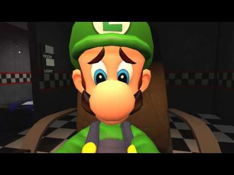 Luigi's Night at Freddy's