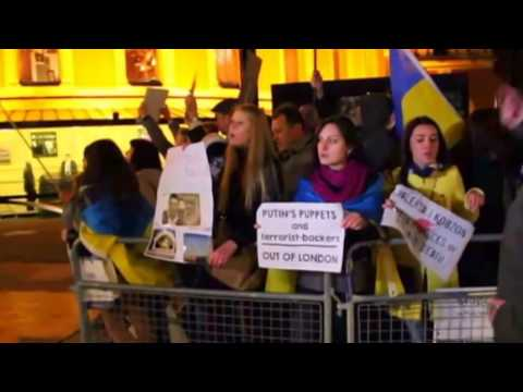 UK Protests Over Putin-Linked Pop Stars: Kobzon and Valeria played London's Albert Hall