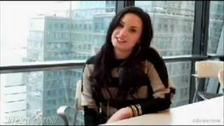 "Demi Lovato introduces ""Love Is Louder Than The Pressure To Be  Perfect"""