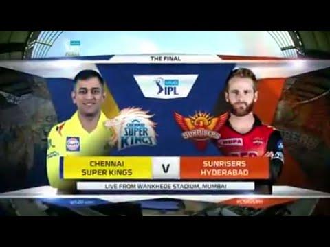 Csk Vs Srh full match highlightsIpl2018 final