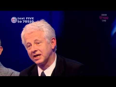 Richard Curtis and time-travel | Red Nose Day 2013