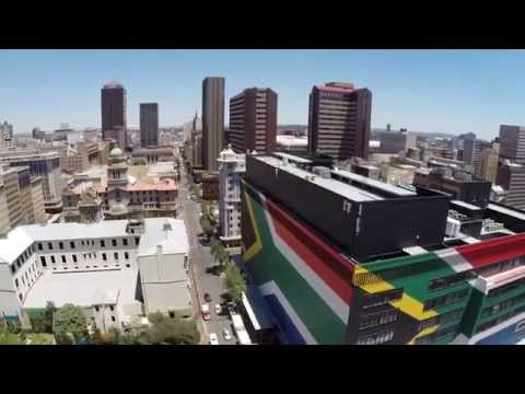 Business Destination Joburg Infrastructure Africa