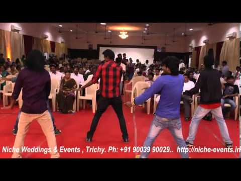 Wedding Flashmob - Trichy video