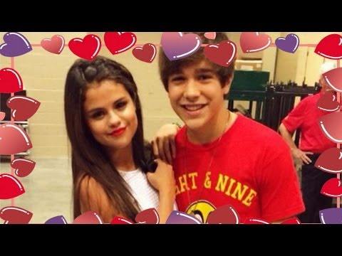 ¿Selena Gómez y Austin Mahone NOVIOS?