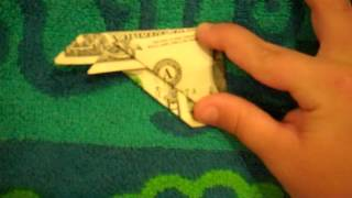 How To Make A Origami Buffalo Dollar Bill Badge