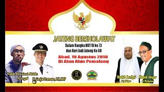 Download Lagu Jateng Bersholawat - Ya Tawab Tub Alaina - Alun Alun Pemalang! Gratis STAFABAND