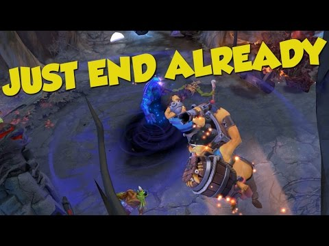 JUST END ALREADY! - DotA 2 Techies Full Ranked Match