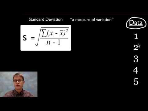 Standard Deviation