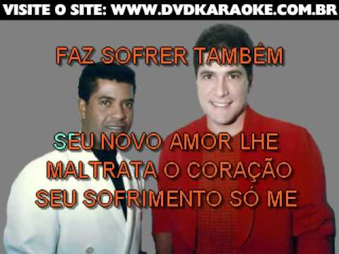 João Paulo & Daniel   Rosto Molhado