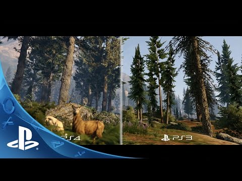 Grand Theft Auto V: PS3 to PS4 Comparison