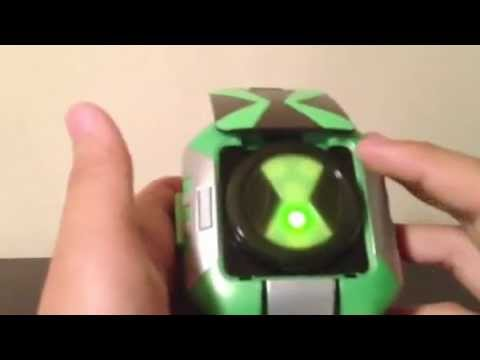 Ben 10 omniverse: Omnitrix touch Review