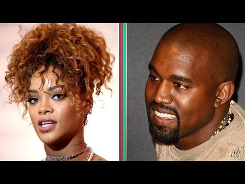 Rihanna Puts Support Behind Kanye West's VMA Presidential Bid