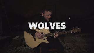 Download Lagu Wolves - Selena Gomez, Marshmello - Fingerstyle Guitar Cover Gratis STAFABAND